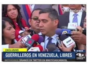 MG Miguel Eduardo Rodríguez Torres declara a Caracol